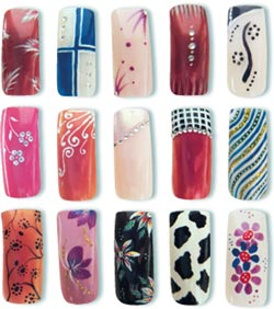 Cosmetics Zone: Nail Art Designs