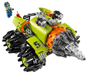 All sets include dynamite, crystal, power miner minifigure and rock ... Underground Mining Tools