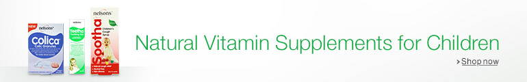 Natural Vitamin Supplements for Children