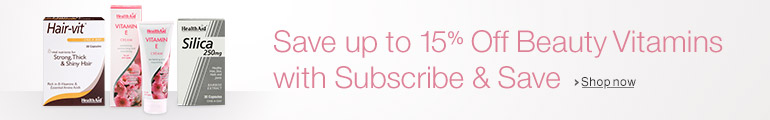 Save up to 15% on beauty supplements with Subscribe & Save