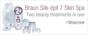 Braun Silk-�pil 7 Skin Spa