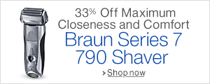 33% Off Braun Series 7 790 Shaver