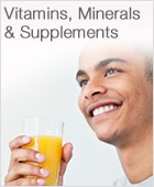 Vitamins, Minerals & Supplements