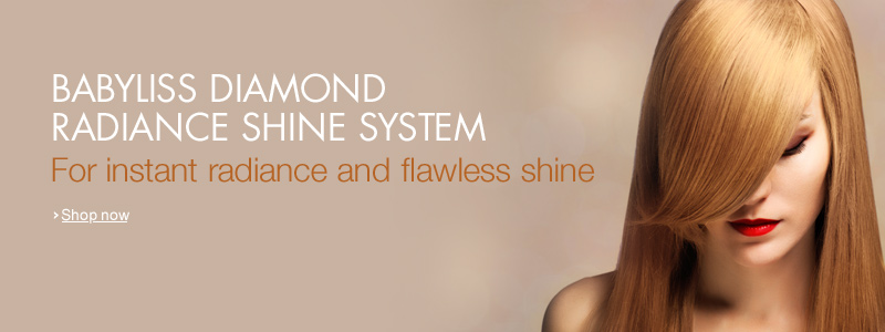 BaByliss Diamond Radiance Shine System--For instant radiance and flawless shine