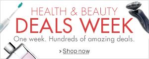 Health & Beauty Deals Week