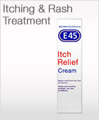 Itching and Rash Treatment