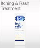 Itching & Rash Treatment