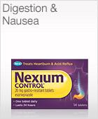Digestion & Nausea