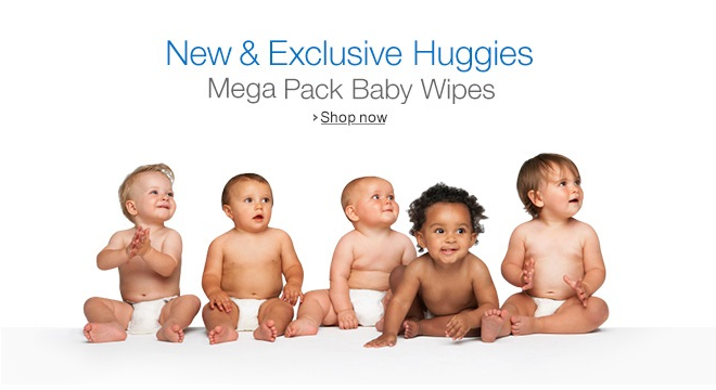 New and Exclusive Big Packs from Huggies