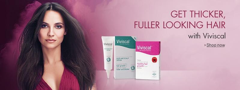 Viviscal Hair Supplements for Thicker, Fuller Hair