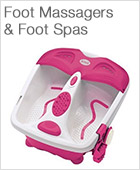 Foot Massagers and Foot Spas
