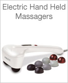 Electrical Hand Held Massagers