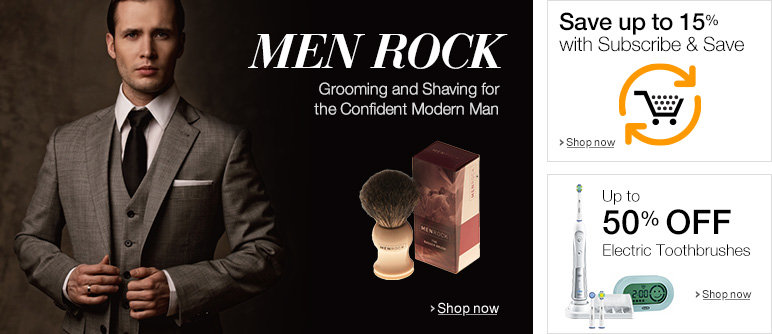Mens Grooming Store
