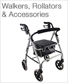 Walkers, Rollators and Accessories