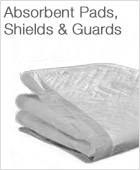 Absorbent Shields, Pads and Guards