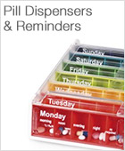 Pill Dispensers and Reminders