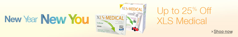 Up to 25% Off XLS Medical