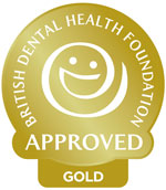 British Dental Health Foundation Award