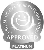 British Dental Health Foundation Platinum Award