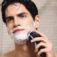 Look your very best with Philips AquaTouch AT890  Electric Shaver