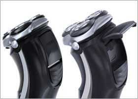 The pop-up trimmer of Philips PT870 Dual Precision electric shaver is perfect for sideburns and mustache.
