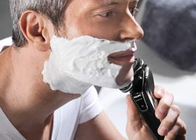 Philips SensoTouch shavers are the most advanced shavers yet by Philips