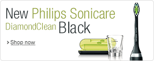 Philips DiamondClean Black
