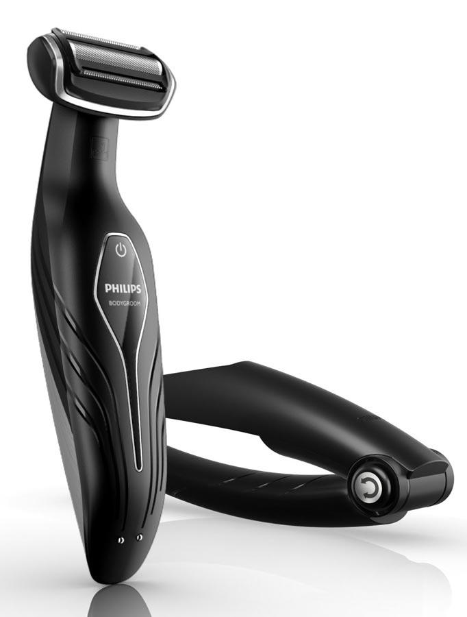 Philips Bodygroom Body Groomer Rechargeable Cordless Trimmer ...