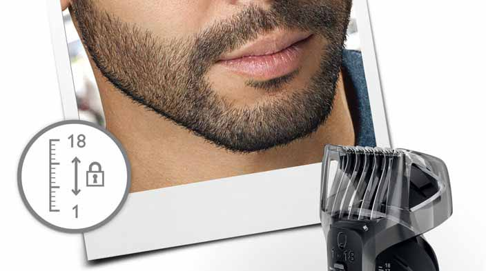 philips qg3342 23 9 in 1 mens hair beard moustache nose clipper trimmer grooming. Black Bedroom Furniture Sets. Home Design Ideas