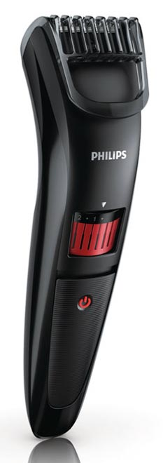 new philips qt4005 series 3000 rechargeable portable beard trimmer shaver 8710103584346 ebay. Black Bedroom Furniture Sets. Home Design Ideas