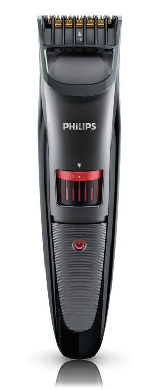 philips qt4013 mens rechargeable beard stubble trimmer 20 lengths from ebay. Black Bedroom Furniture Sets. Home Design Ideas