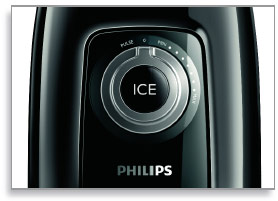 Philips HR2170 blenderwith detachable blades