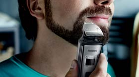 Philips QS6160/32 StyleShaver Pro Beard Trimmer and Foil Shaver