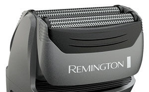 The Remington F4790 Foil Shaver's super super-flexing foils
