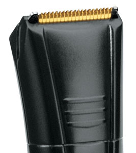 The Remington Remington Navigator trimmer has advanced titanium blades