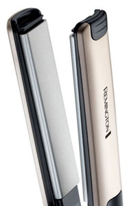 The Remington Genius hair straightener has Advanced Ceramic coated plates