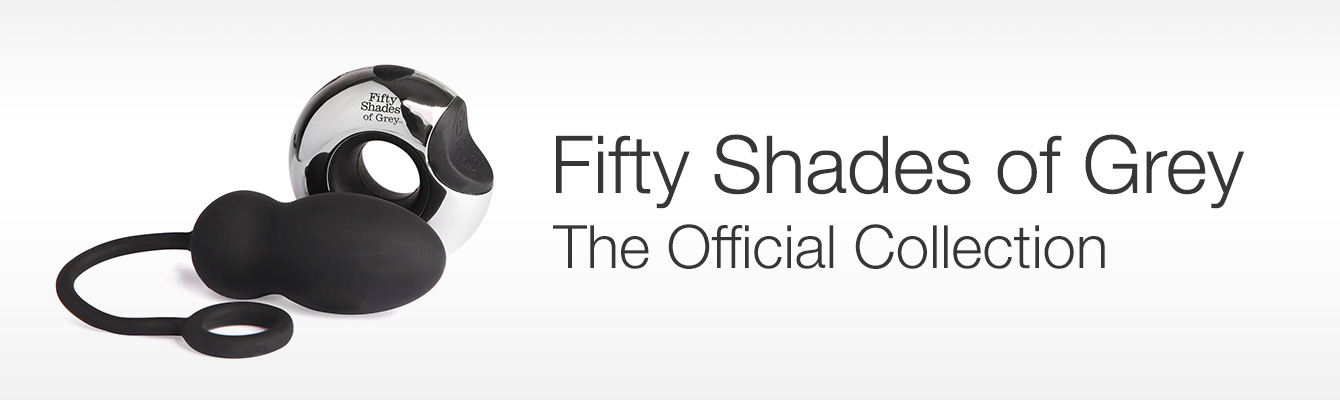 Fifty Shades of Grey official toy collection