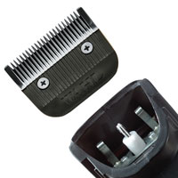 Wahl Clip N Rinse Cord Cordless Rinseable Rechargeable Hair Clipper Kit Black / Chrome 9639-017