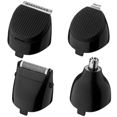 The BaByliss For Men 8-in-1 All Over Grooming Kit trimmer