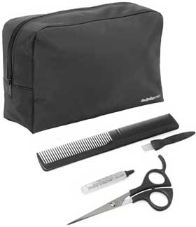 The BaByliss For Men Easy Cut V2 storage bag