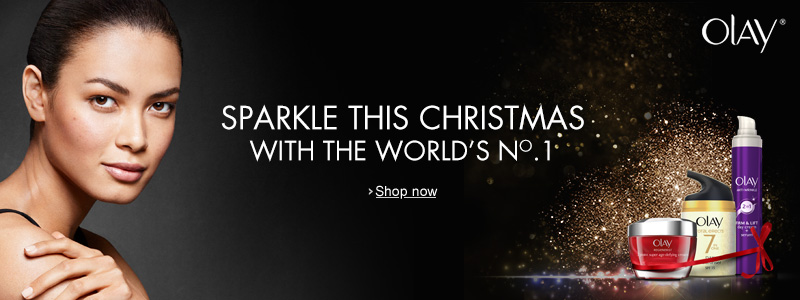 Sparkle this Christmas with the World's No. 1