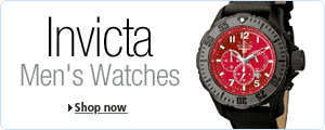 Shop for Invicta Men's Watches