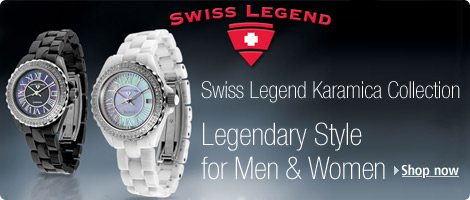 Swiss Legend--Legenedary Style for men and women