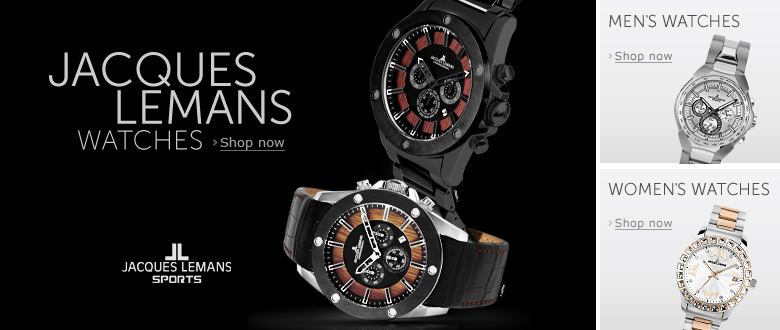 Jacques Lemans Watches