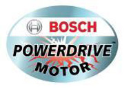 The Bosch Rotak 320 features a Bosch Powerdrive 1000 Watt motor