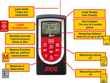 Features of the Skil 0530