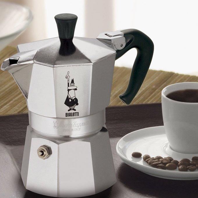Stovetop Coffee Pot
