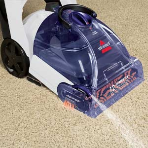 The highest specification domestic carpet cleaner available