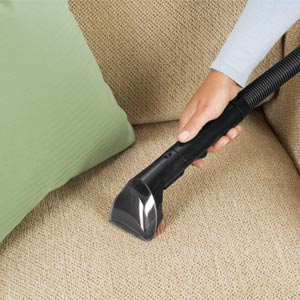 Quickly and easily switches to above ground cleaning
