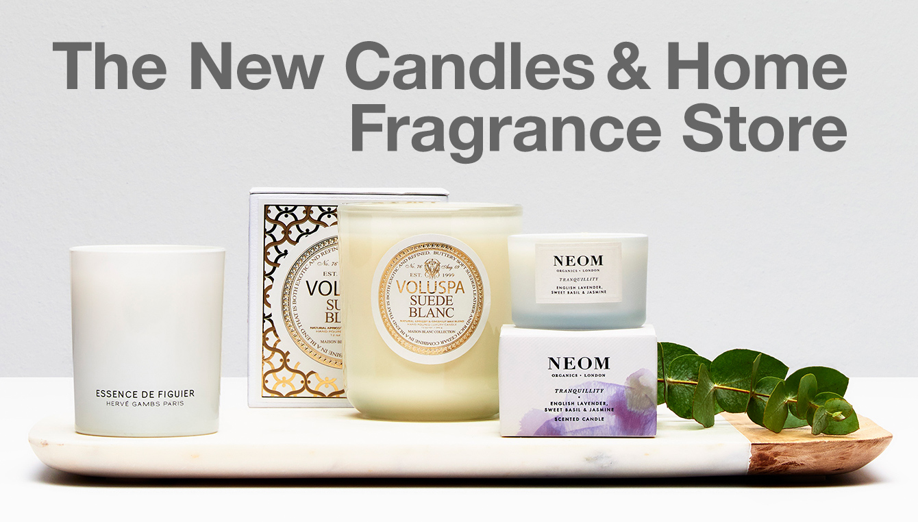 The New Candles & Home Fragrance Store